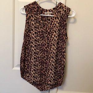 41 Hawthorn Cheetah Print Tank Top